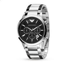 emporio armani ar2434 gents chronograph watch designer watches emporio armani ar2434 gents chronograph watch