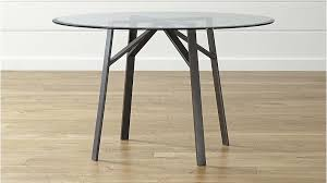 36 round dining table round glass dining tables that make a stylish impression within top table