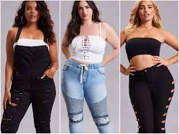 Forever 21 Shoe Size Chart In Inches Forever 21s New Line Of Plus Size Denim Isnt Inclusive