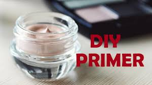diy face primer how to make makeup primer in 20 rs hindi