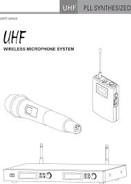 ust 6 wireless bodypack transmitter microphone user manual 01 å° é page 1 of ust 6 wireless bodypack transmitter microphone user manual 01 å°