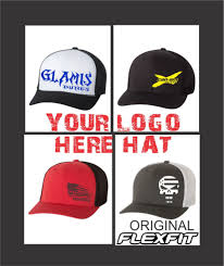 Flex Fit Hat Design Custom Designed Hat Your Logo Hat Personalized Hat Design