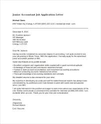 Cost Accountant Job Application Letter UX Handy
