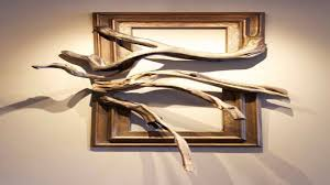 natural wood art wall decor wood frame with grafted manzanita branch  on natural wood art wall decor with natural wood art wall decor wood frame with grafted manzanita branch