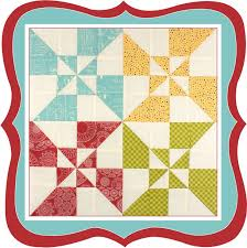 70 best WISHES QUILT ALONG images on Pinterest | Quilt patterns ... & Wishes Quilt Along: Double Windmill Block. FREE quilt pattern from the Fat  Quarter Shop. Adamdwight.com