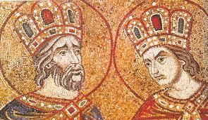 Αποτέλεσμα εικόνας για αγιος κωνσταντίνος και ελενη