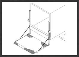 thieman tailgates hydraulic lift gate manufacturer 2157