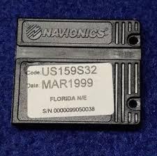 Navionics Classic Us159s32 Northeast Florida Navchart Gps