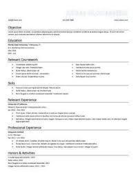 Resume For Internships Resume For Internship 998 Samples 15 Templates How To Write