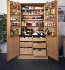 Kitchen Furniture Pantry Free Standing Kitchen Pantries As Well As Kitchen Furniture Free