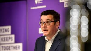 Daniel andrews is speaking now. It S Time Andrews Stepped Back From His Cultish Press Conferences