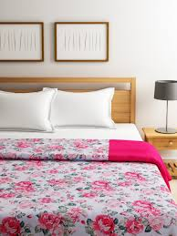heavy winter quilts. Exellent Heavy Buy SWAYAM Pink Printed Heavy Winter Double Quilt Comforter  Blankets  Quilts And Dohars For Unisex 1709644  Myntra T