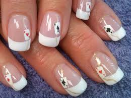 VEGAS BABY !! Nails by Alicia ! for Lisa T ! yes these are ...