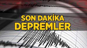 Deprem listesi 17 Nisan: Kandilli Rasathanesi ve AFAD son depremler listesi  sorgula - Haberler Milliyet