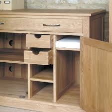 oak hidden home office. Baumhaus Mobel Oak Hidden Home Office Furniture E