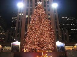 Weihnachtsbaum Rockefeller Center New York Sehr Schn Christmas Tree  Rockefeller Center Architektur Eigentum Weihnachtsbaum Rockefeller Center New  York ...