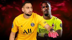 Champions League, Mike Maignan eroe, Gigio Donnarumma riserva: dopo 2 mesi  sorride solo il Milan - Eurosport
