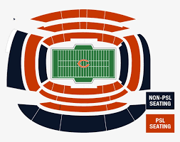 Chicago Bears Seating Chart Seating Information Chicago Bears Stadium Seating Chart