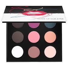 make up for ever shadows vol 4 artist palette
