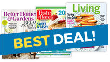 Small Picture Better Homes and Gardens Magazine Subscription