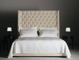 tall upholstered headboard – home improvement