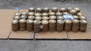 Eskişehir'de 9 milyon liralık uyuşturucu ele geçirildi