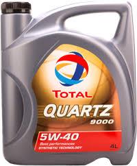 <b>Масло моторное TOTAL</b> QUARTZ 9000 5w40 4л Q 9000 4L ...