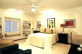 small room ceiling fans with lights small bedroom ceiling fan with light small bedroom with pleasant master bed using light blue bedding small room flush