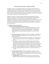 Design Research Meaning Chapter 9 Research Design Qualitative Methods
