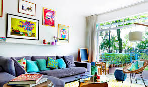 Small Picture 5 Colourful Home Decoration Ideas