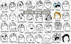 33 Vector meme faces, vector images - 365PSD.com via Relatably.com
