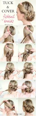 Best 25+ How to braid your own hair short ideas on Pinterest | How ...