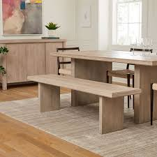 Products 1 877 turn rough construction lumber into top notch material to make this affordable tabularize and bench build your woolgather dining way table and bench for under 150 this is an easy diy dining. Santa Rosa Dining Bench