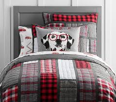 Plaid Patchwork Quilt | Pottery Barn Kids & Plaid Patchwork Quilt Adamdwight.com