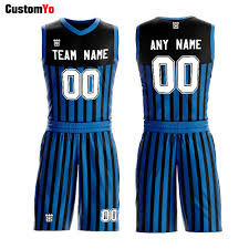 Logo Design Basketball Jersey Wholesale Basketball Uniform Blank Logo Design Basketball Shirt Cheap Reversible Basketball Jerseys