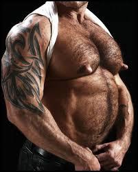 Resultado de imagem para big gay nipples