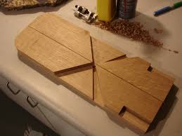 building a wooden bench plane