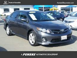 Pre-Owned 2011 Toyota Corolla 4dr Sedan Automatic S Sedan in ...