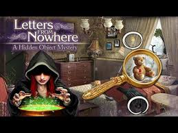 Your cousin edward has suddenly disappeared. G5 Games Letters From Nowhere A Hidden Object Mystery