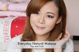 video tutorial makeup natural mugeek vidalondon