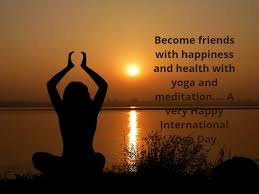 Happy International Yoga Day 2019 Wishes Messages Quotes Images