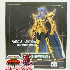 metal club mc saint seiya ex myth cloth metal gold scropion scropio milo action figure model kit cavaleiros do zodiaco smc004