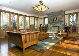 mission style decorating family room craftsman with area rug built in image by design arts and crafts bedroom ideas roo