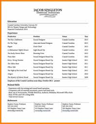 Homely Design College Student Resumes   Sample College Student Resumes