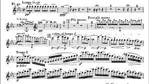 The name nocturne was first applied to pieces in the 18th century. Why Do We Use Italian Words To Describe Music How To Classical Wqxr