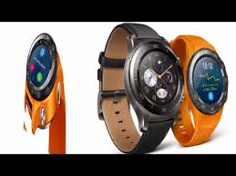 huawei watch 2 pro. huawei watch 2 pro, for lovers of smart watches is already official with an esim pro