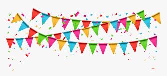 Transparent Birthday Party Clip Art - Transparent Background Party Clipart,  HD Png Download , Transparent Png Image - PNGitem