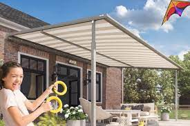luxury awnings pergola awning systems