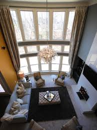 Window Treatments For Large Windows In Living Room Uncategorized Nature Window Treatments Curtain Rods Window Curtain