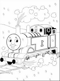 Small Picture Train Coloring Pages Funny Cartoon Page For Toddlers